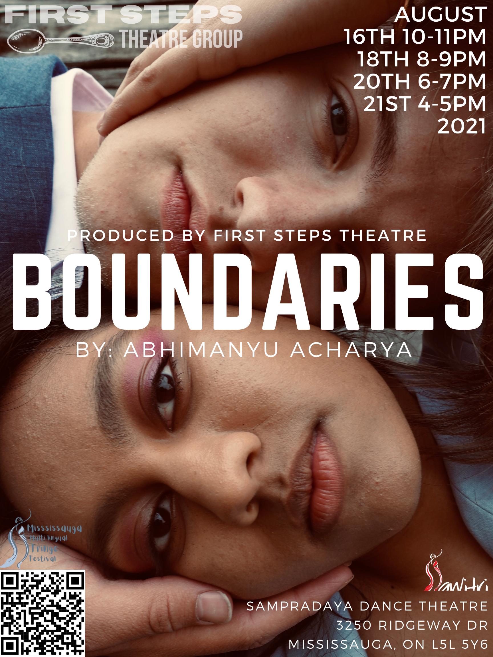 Boundaries (new) V2